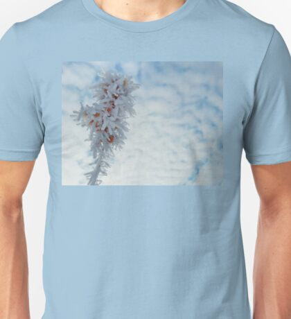 Frosted plant Unisex T-Shirt