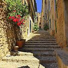 Steps In Shadow..................................Majorca by Fara