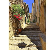 Steps In Shadow..................................Majorca Photographic Print