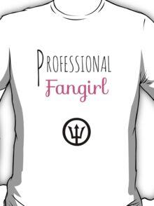 Professional Fangirl - Demigods T-Shirt