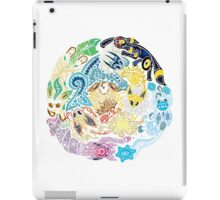 Tribalish Eeveelutions iPad Case/Skin