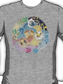 Tribalish Eeveelutions T-Shirt
