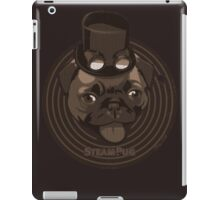 Steam Pug iPad Case/Skin