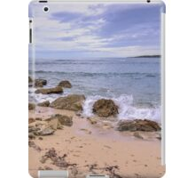 Seascape With Rocks iPad Case/Skin