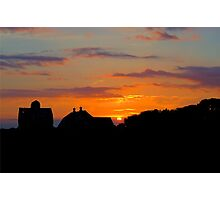 Bristow Sunset Photographic Print