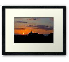 Bristow Sunset 2 Framed Print