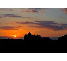 Bristow Sunset 2 Photographic Print