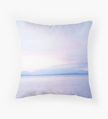 In My Dreamscape Throw Pillow