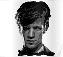 Matt Smith: The 11th Doctor Poster