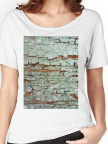 Peeling Paint Women's Relaxed Fit T-Shirt
