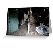 Haunted - The Sitting Room Greeting Card