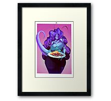 Alien Eggs Framed Print