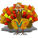 Turkey Takes a Vacation by Gravityx9