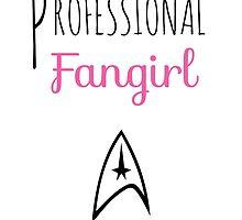 Professional Fangirl - Star Trek by pinkpunk83