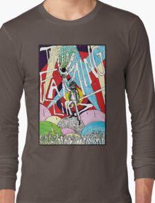 Wayne and the Laser Hand Long Sleeve T-Shirt