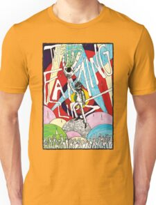 Wayne and the Laser Hand Unisex T-Shirt