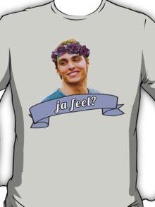 ja feel? - dave franco T-Shirt