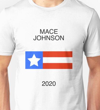 Mace Johnson 2020 Unisex T-Shirt