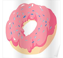 The Donut Poster