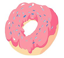 The Donut Photographic Print