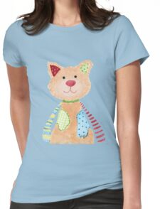 Toy Cat Womens Fitted T-Shirt