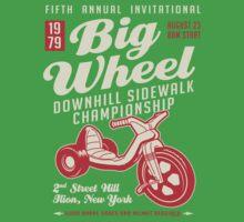 Big Wheel Championship - Ilion, NY Baby Tee