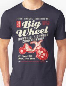 Big Wheel Championship - Ilion, NY T-Shirt