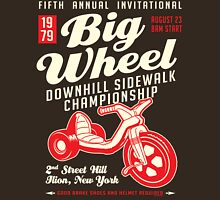 Big Wheel Championship - Ilion, NY Unisex T-Shirt