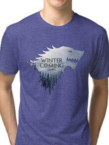 Game Of Thrones - House Stark Tri-blend T-Shirt