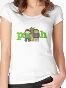 Psych Women's Fitted Scoop T-Shirt