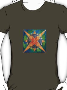 Mandala : Pillars T-Shirt