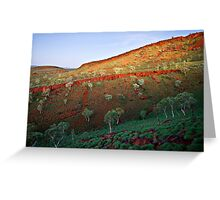 Dusk Ascending Greeting Card