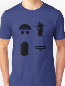 Leon The Minimal Unisex T-Shirt