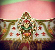 Joker's Carnival  by Trish Mistric