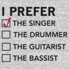 I prefer the singer checklist by bravos