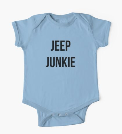 Jeep Junkie One Piece - Short Sleeve