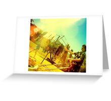 Fruity Sunny Slushy Greeting Card