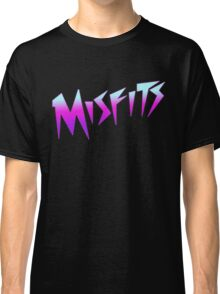 The Misfits Girl Band Classic T-Shirt