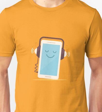 Dancing Phone Unisex T-Shirt