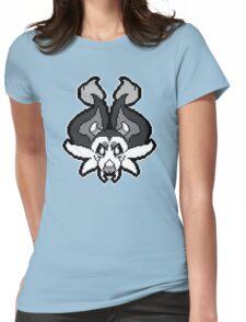 Blotty Lanturn Womens Fitted T-Shirt