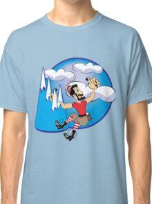 Mountain Climber Classic T-Shirt