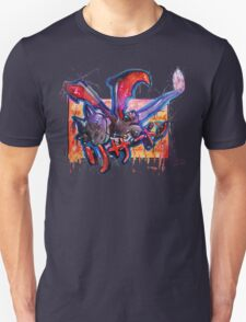 Epic Shiny Charizard Streetart Tshirts + More ' Pokemon ' T-Shirt