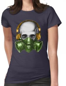 Music Infection Womens Fitted T-Shirt