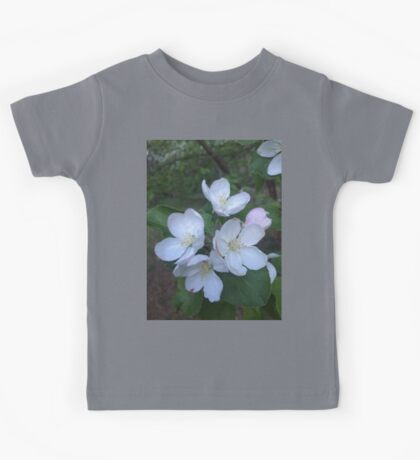 Apple Blossoms Kids Tee
