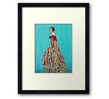 The Mother II  Framed Print