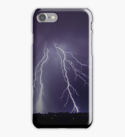 3 Strikes iPhone Case/Skin