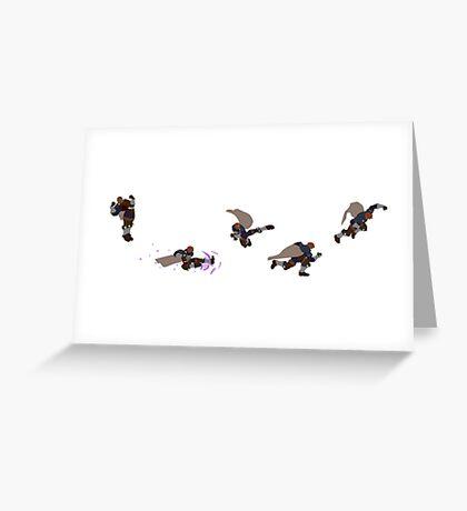 Simply Ganondorf Greeting Card