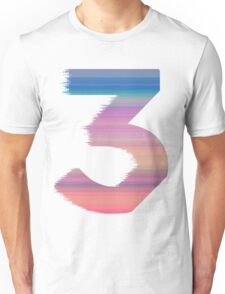 Chance The Rapper - 3 (White) Unisex T-Shirt