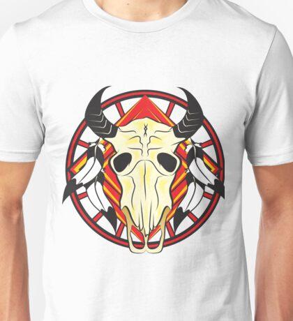 Buffalo Spirit #3 Unisex T-Shirt