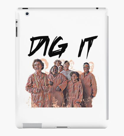 Dig It iPad Case/Skin